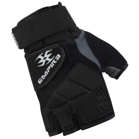 2012 Empire Freedom TW Paintball Gloves - Black - Small Size