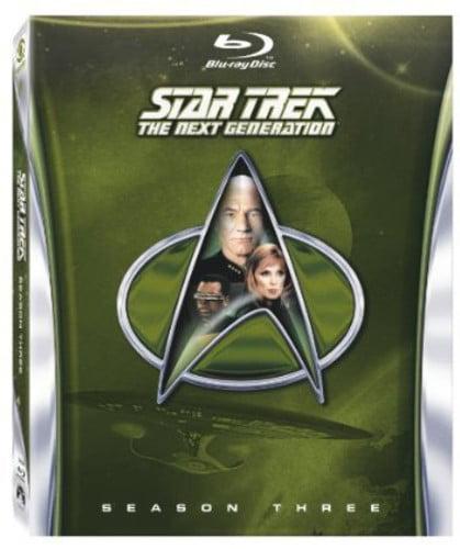 Star Trek: The Next Generation: Season 3 (Blu-ray)