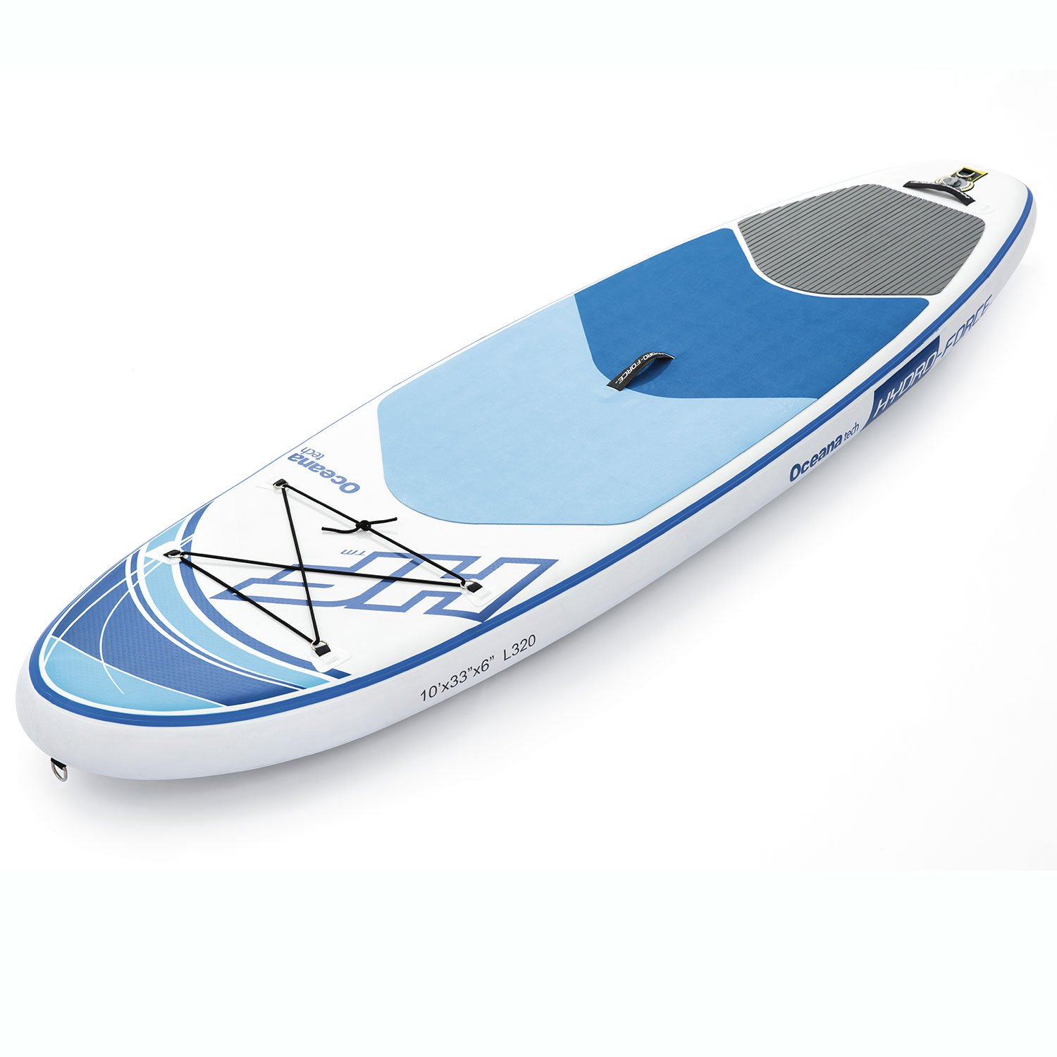 Bestway Hydro Force Inflatable 10 Foot Oceana Tech SUP Stand Up Paddle Board by Bestway