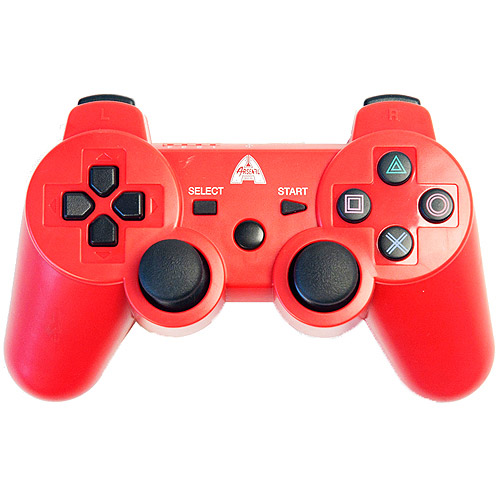 Arsenal Gaming PS3 Wireless Controller, Assorted Colors