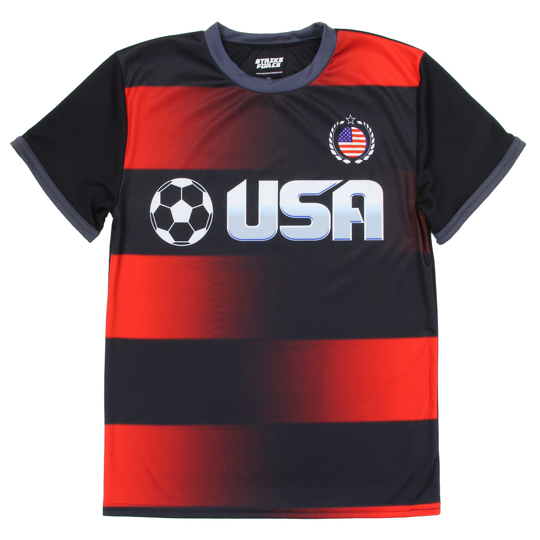 YOUTH WORLD CUP SOCCER JERSEY - USA