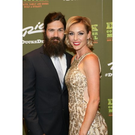 Jep Robertson Jessica Robertson At Arrivals For Duck Dynasty The Musical Opening Night Masquerade Stage At Rio All-Suite Hotel & Casino New York Ny April 15 2015 Photo By James AtoaEverett Collection - Masquerade Suits