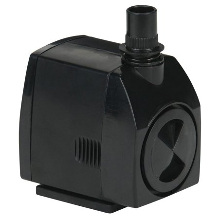 Little Giant 300 GPH 23W Magnetic Drive Statuary Submersible Fountain Pond - Little Giant Fountain Pumps