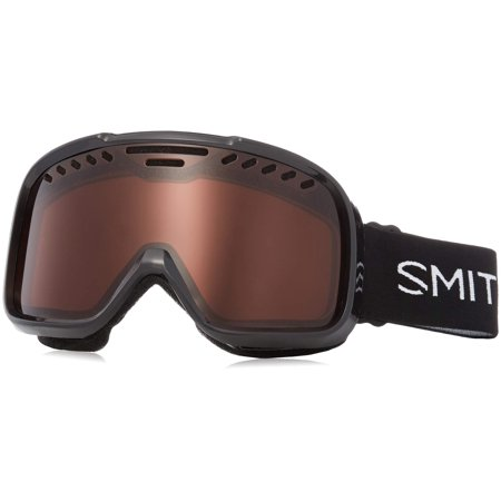Smith Optics 2019 Project Adult Snow Goggles Black (Best Goggles For Snowboarding 2019)