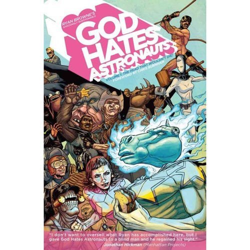 God Hates Astronauts 1: The Head That Wouldn't Die!