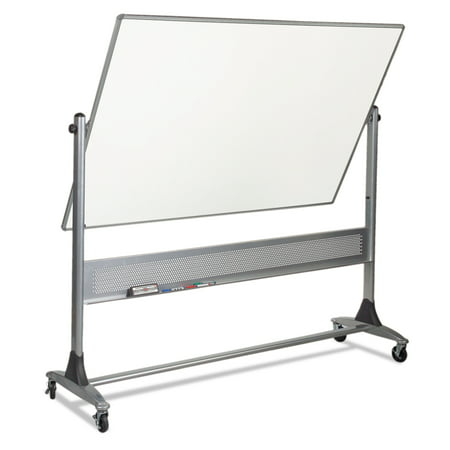 Best-Rite Platinum Reversible Dry Erase Board, 72 x 48 (Platinum Reversible Board)
