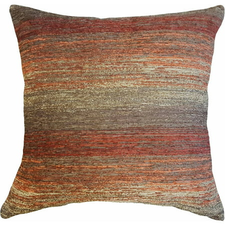 Better Homes & Gardens Spice Stripe Decorative Throw Pillow, 22