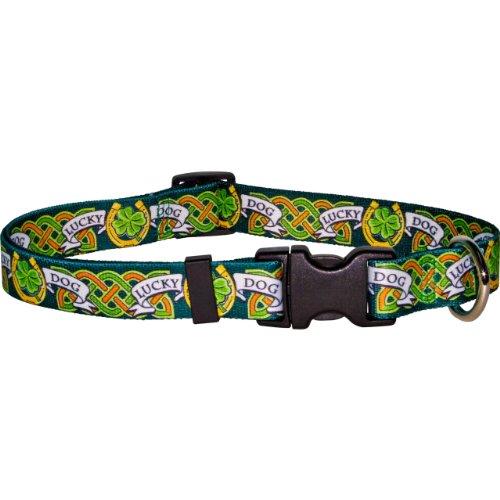 Yellow Dog Design Lucky Dog Collar 3/8