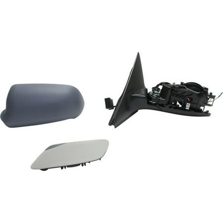 Kool Vue Mirror - AU22L - Driver Side, Power, Manual Folding, Paint to Match