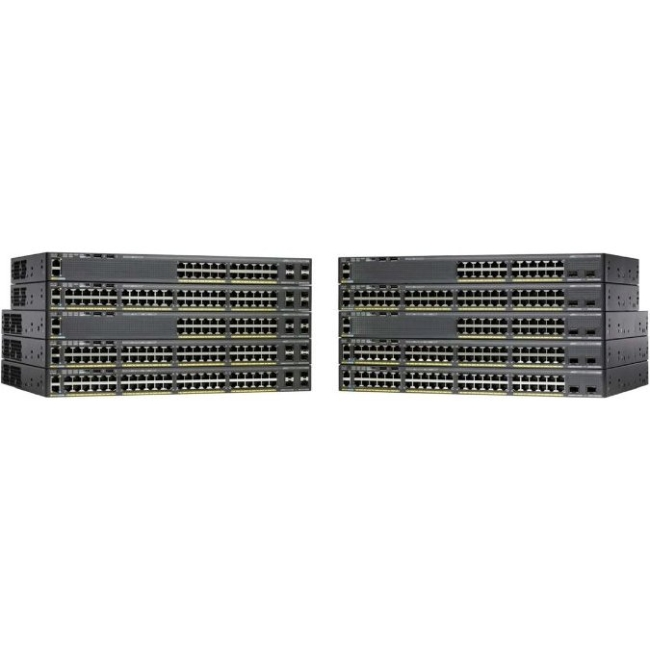 Click here to buy Cisco Catalyst 2960X-24PS-L 24-Port Managed Ethernet Switch w  4 SFP Ports by Cisco.