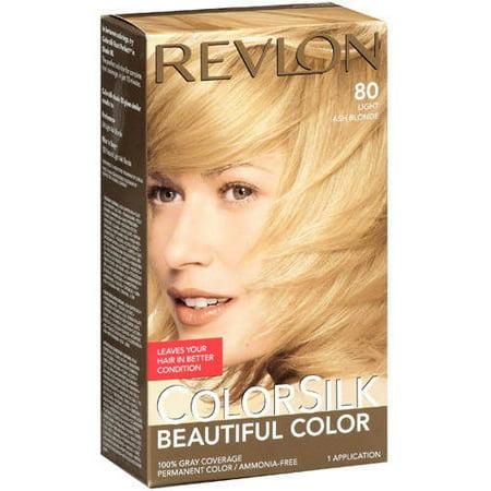 Revlon Colorsilk Beautiful Color Light Ash Blonde