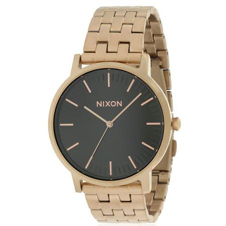 Nixon Rose Gold Tone Mens Watch A10571932