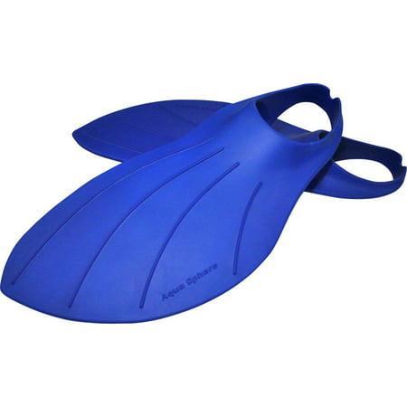 Aqua Sphere Alpha Fin Swim Fin: Size X-Small Blue Alpha Swim Fin