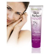 Dermasilk Skin Perfect - Anti Aging Moisturizer Cream Diminishes Wrinkles on Face, Neck & Body 6.5 Fl Oz