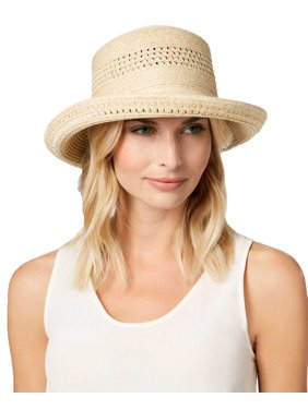 Nine West Packable Kettle Hat (Sand Heather, One Size)