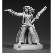 Reaper Miniatures Ellen Stone, Cowgirl #50003 Chronoscope D&D RPG Mini Figure