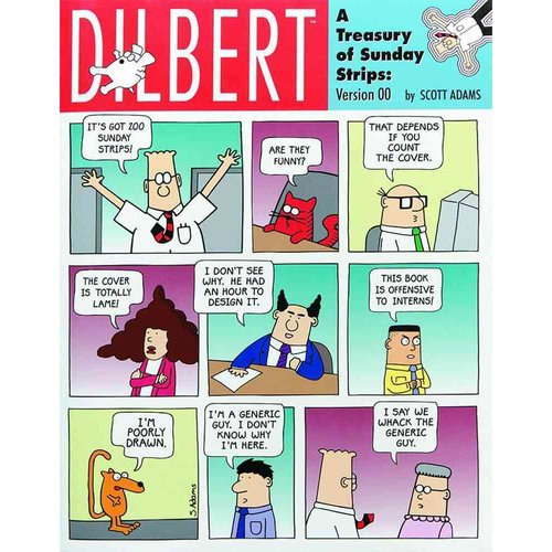 Dilbert: A Treasury of Sunday Strips : Version 00