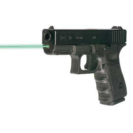 LaserMax Guide Rod Green Laser for Glock 19/23/32/38 (Gen