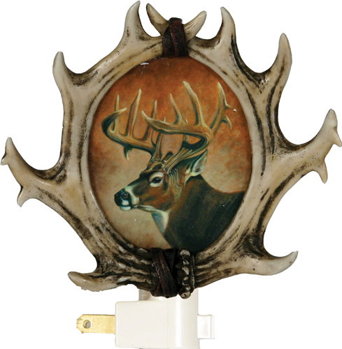 Rivers Edge Products Deer Night Light