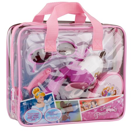 Shakespeare Youth Fishing Kits Disney Princess,