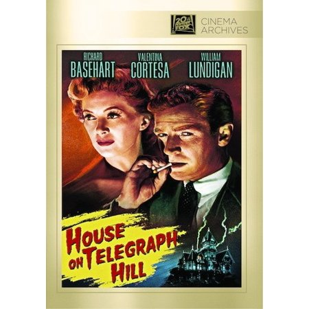 The House On Telegraph Hill (DVD) - Halloween On The Hill Richmond