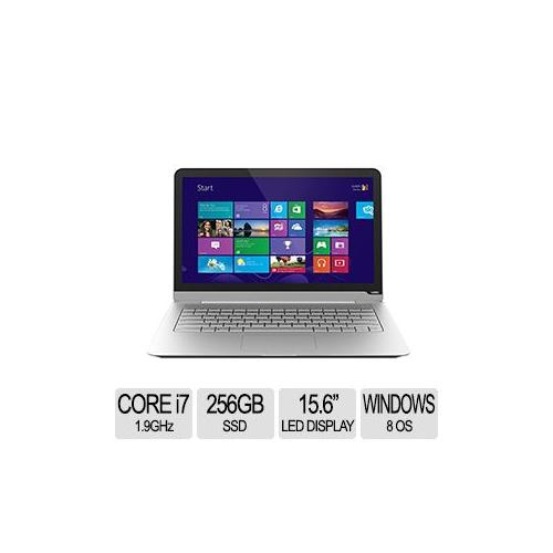 "Vizio  15.6"" Thin + Light Ultrabook - Intel Core i7,1.9GHz, 4GB RAM, 256GB SSD,"