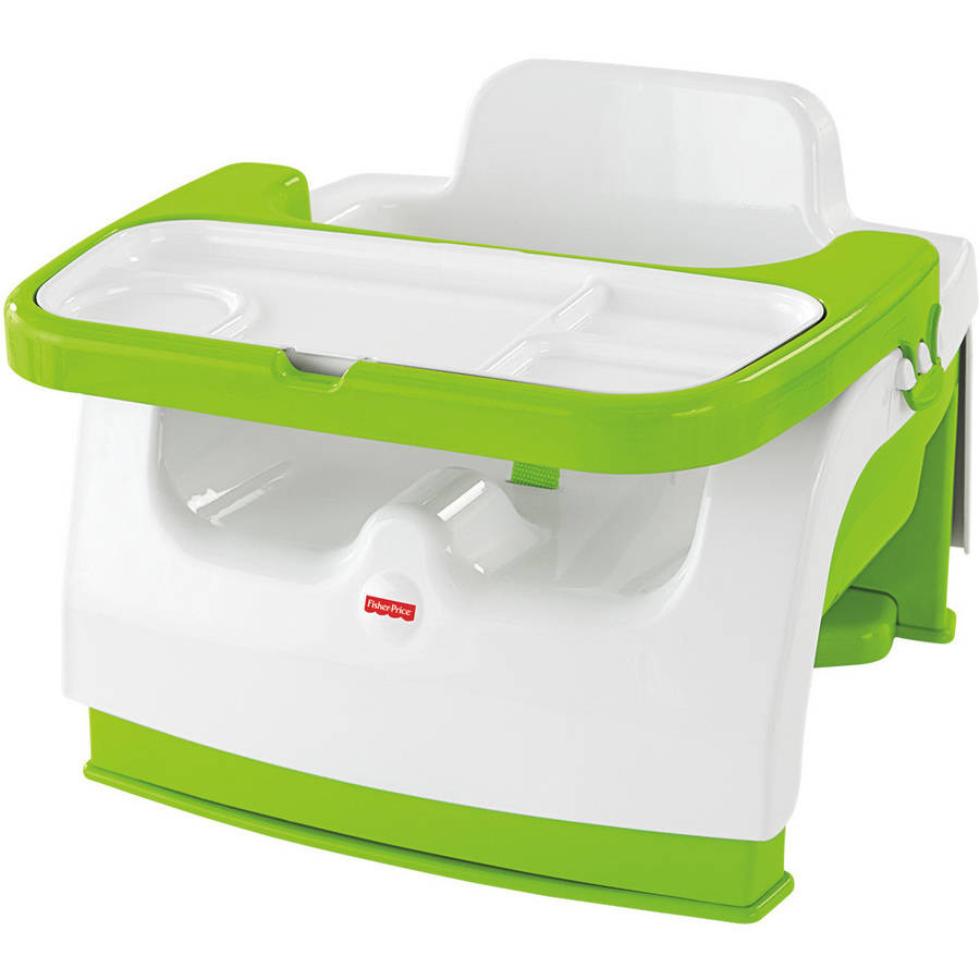 Fisher-Price Grow-with-Me Portable Booster