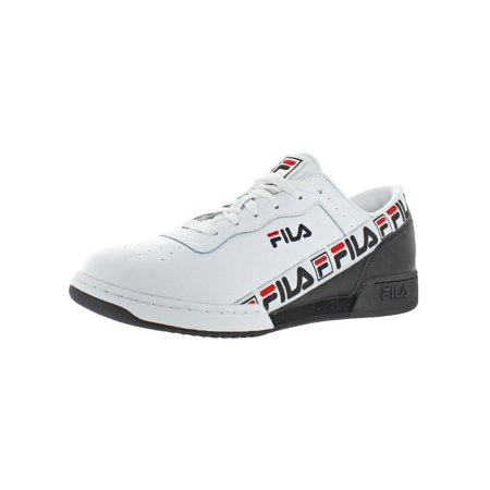 3009cb5aa1a6 Fila - Fila Mens Original Fitness Tape Breathable Lace-Up Fashion Sneakers  - Walmart.com