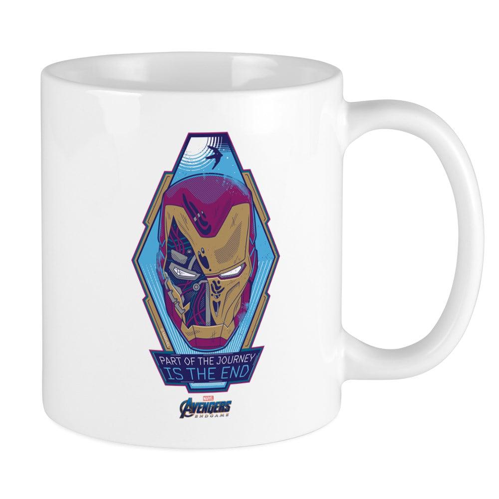 CafePress - Iron Man Head - Unique Coffee Mug, Coffee Cup CafePress