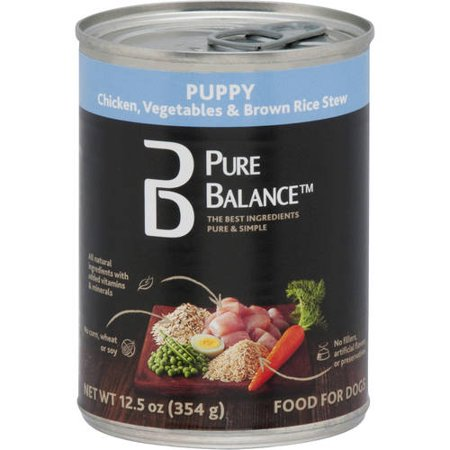 Pure Balance Canned Dog Food