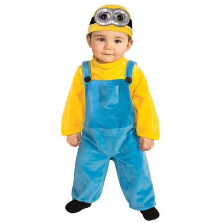Morris costumes RU510050 Minion Bob - Minion Costume For Sale