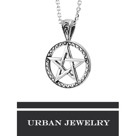 Powerful Pentacle Necklaces Pentagram, Seal of Solomon Pendant (with Branded Gift (Pentacle Pendant)