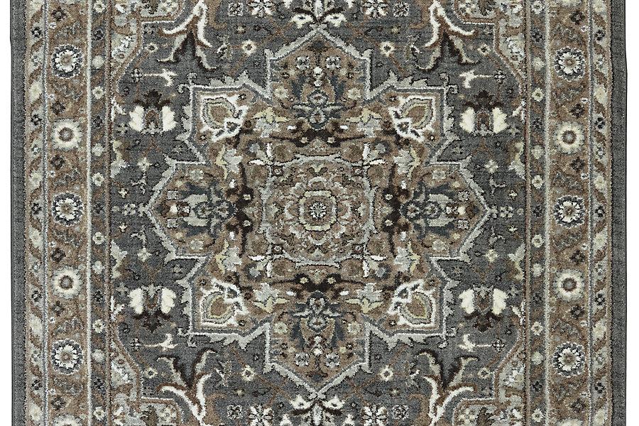 "Karastan Euphoria Rhodes Ash Grey (9' 6""x12' 11"") by Mohwak Home"