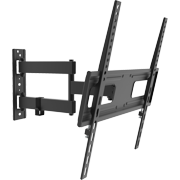 """PrimeCables TV Wall Mount Bracket with Full Motion Articulating Arm for most 26""""-55"""" inch"""