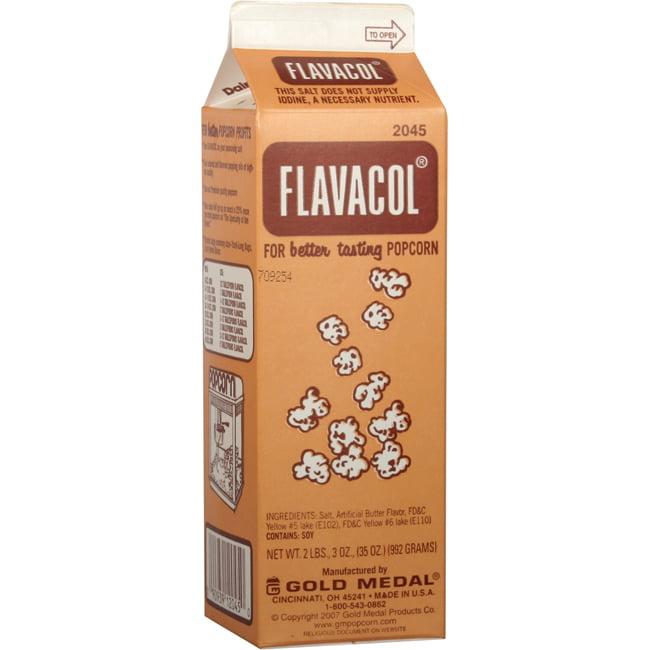 Gold Medal Prod. 2045 Flavacol Seasoning Popcorn Salt 35 oz. by Gold Medal