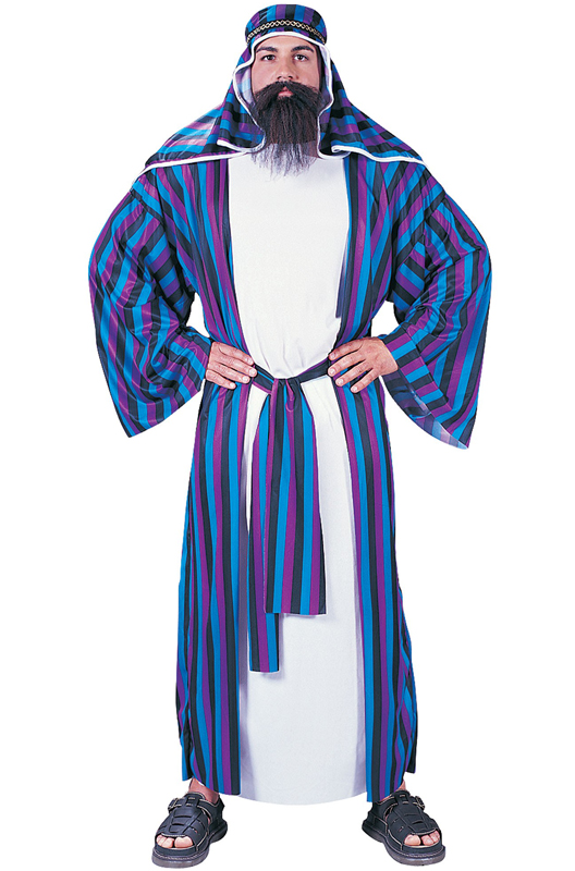 Chic Sheik Adult Halloween Costume Size Up to 195 lbs - One Size  sc 1 st  Walmart : sheik halloween costume  - Germanpascual.Com