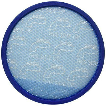 Hoover 304087001 WindTunnel Max Mult-Cyclonic Bagless Upright Washable Primary Blue Sponge Filter - Genuine Hoover Filter. (1)