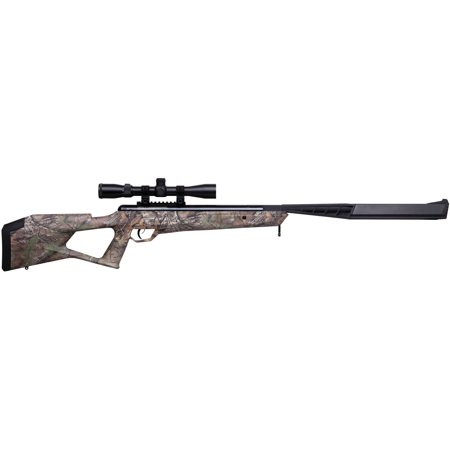 Benjamin Trial BTN2Q2CX Break Barrel Air Rifles .22 Cal with 3-9x32 Scope, Realtree Xtra Camo