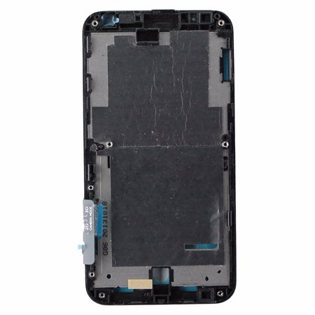 Middle Frame Housing - OEM Front Middle Mid Frame Bezel Housing for HTC Evo 3D X515 G17 PG86100G Black