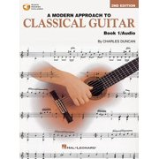 Modern Approach to Classical Guitar: A Modern Approach to Classical Guitar Book/CD 1 (Other)