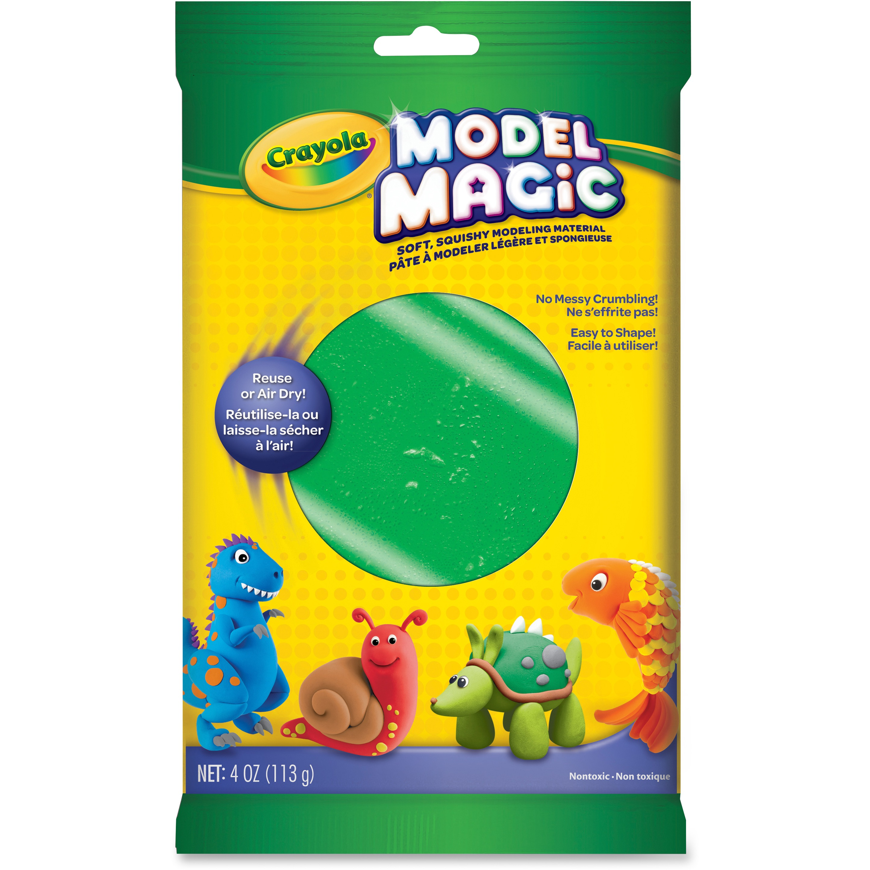 Crayola Model Magic, 4 oz, Green