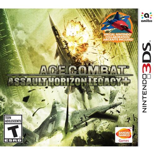 Ace Combat Assault (Nintendo 3DS)