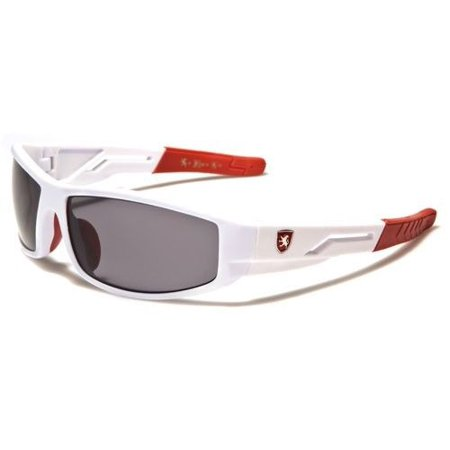 Children 7-14 Kids Sunglasses For Boys Baseball Cycling Youth Sport Glasses W ()