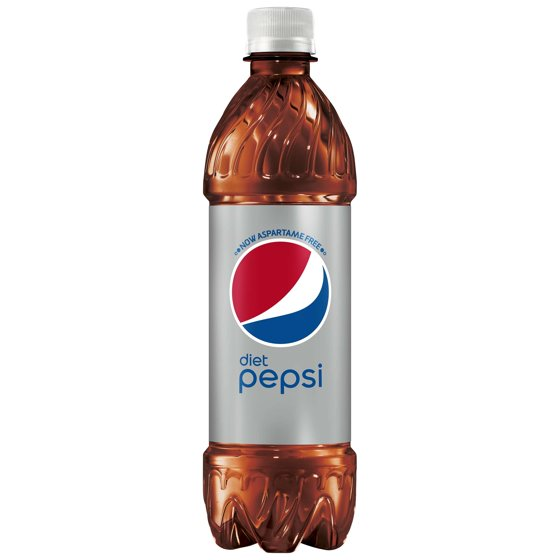 Diet Pepsi Soda, 16 9 fl oz Bottles, 6 Count