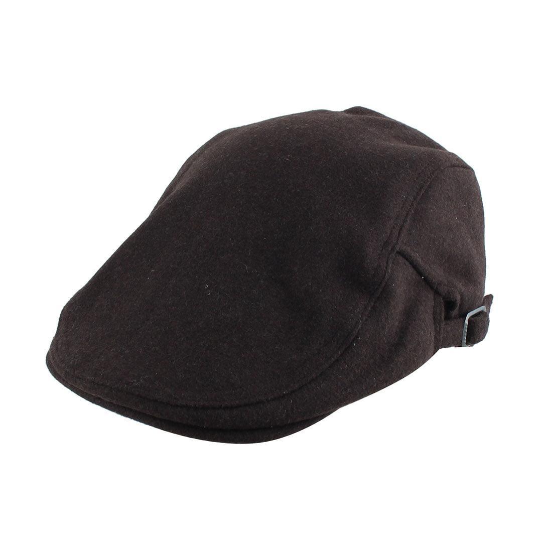 Winter Warm Newsboy Duckbill Ivy Cap Driving Golf Flat Beret Hat ... 412175ae081