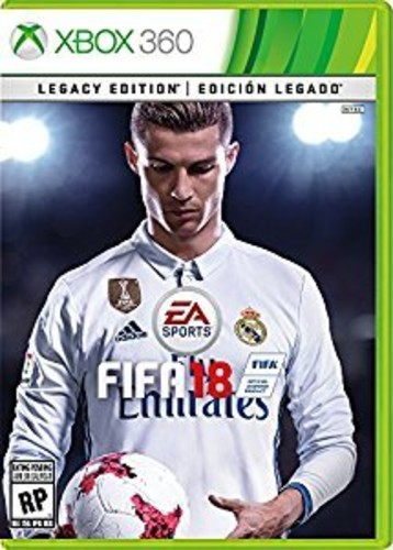 FIFA 18 Legacy Edition, Electronic Arts, Xbox 360, 014633370003