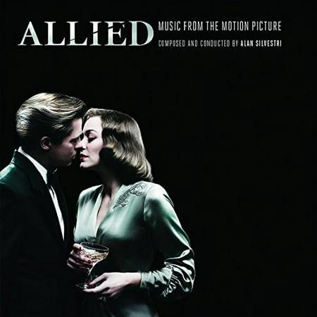 Allied  Original Motion Picture Soundtrack