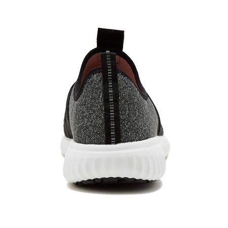 Avia Women's Asym Strap Athletic Shoe