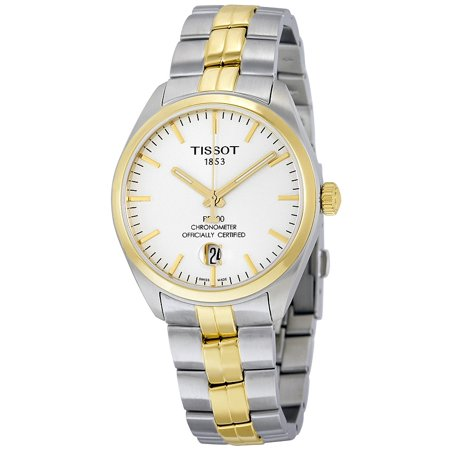 Tissot PR 100 Automatic Silver Dial Men's Watch - Grande Automatic Watch