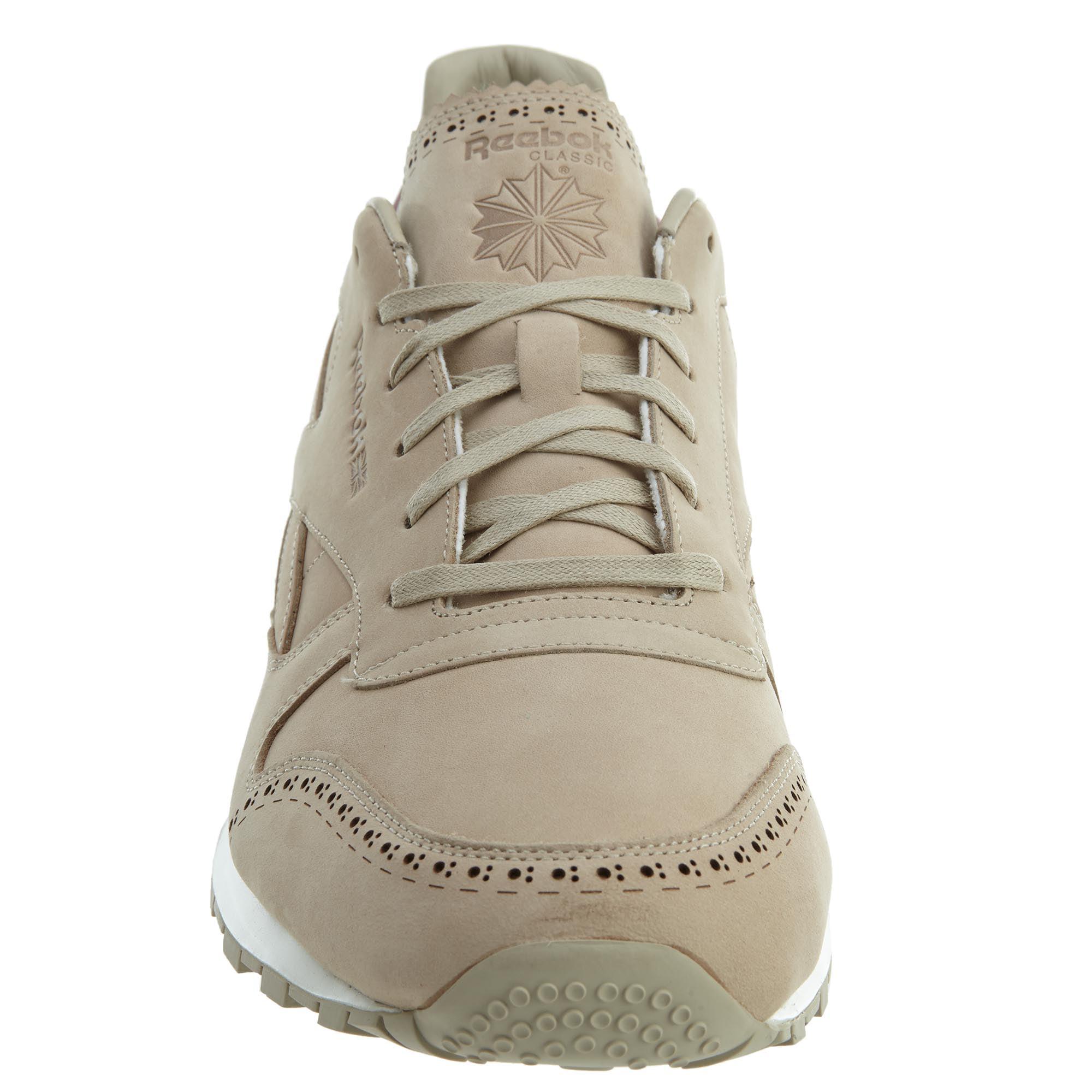 2a1cf77ec3390 Reebok - Reebok Cl Leather Lux Horween Mens Style   Aq9963 - Walmart.com